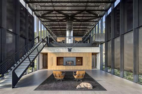 casa shokan una casa acristalada que refleja la belleza