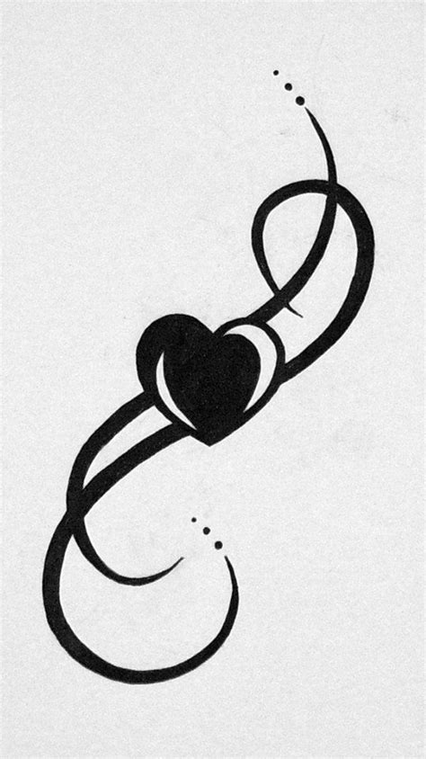 tribal pattern heart best 25 tribal heart tattoos ideas on pinterest tribal