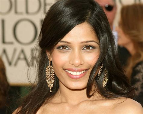 sexiest women in bikinis freida pinto and
