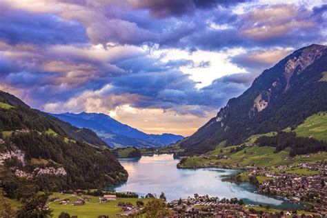 lake lungern switzerland wallpapers hindi motivational