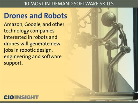 10 most in demand software skills