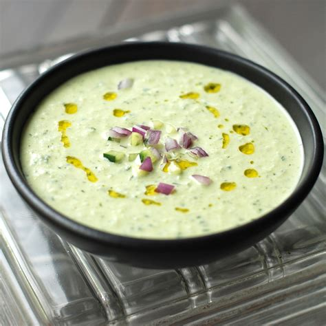 cold cucumber soup with yogurt and dill recipe andrew