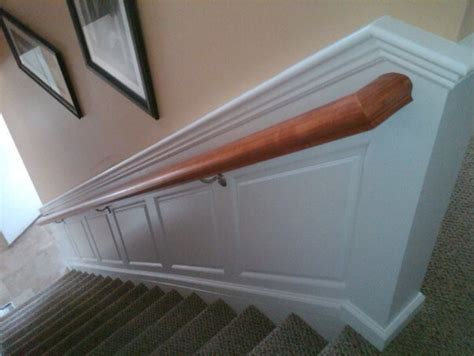 Sconce Lights Staircase Wainscoting Traditional Staircase New York