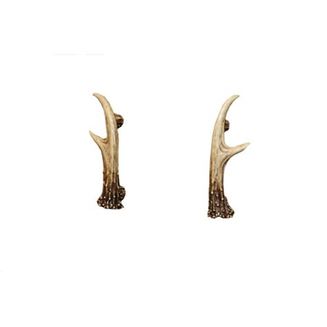 Antler Drawer Handles by Rivers Edge Products 2 Pk 3 Quot Antler Drawer Handles 656