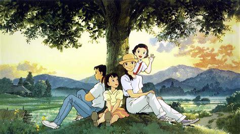 film anime movie tersedih ghibli anime movie guide