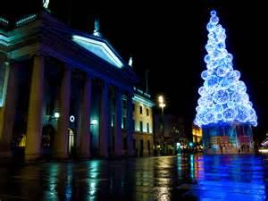 dublin christmas lights the dublin christmas lights