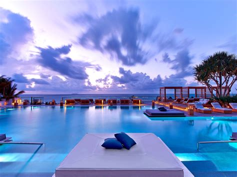 best hotels miami the best hotel pools in miami photos cond 233 nast traveler