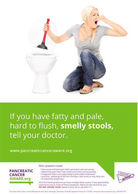 Smelly Stools charity launches nationwide advertising caign to target poor awareness of pancreatic cancer