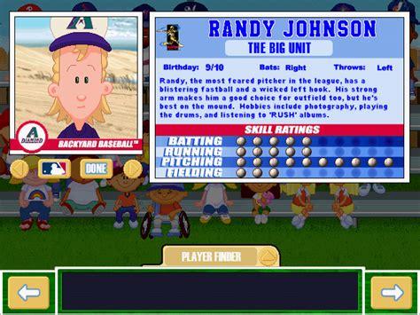 viva la vita backyard baseball 2001 draft third