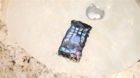 iphone 7 is water resistant but warranty won t cover liquid damage