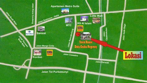 Kasur Palembang Dijual Bandung rumah dijual duta graha regency