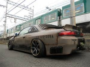 Nissan S14 Jet Fighter Paint On Nissan S14 240sx Car Tuning