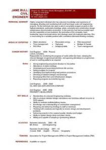 Resume Template Engineering by Civil Engineering Cv Template Structural Engineer Highway Design Construction