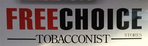 Another Smoke Free Choice by Free Choice Tobacconist Store In Girrawheen Perth Wa