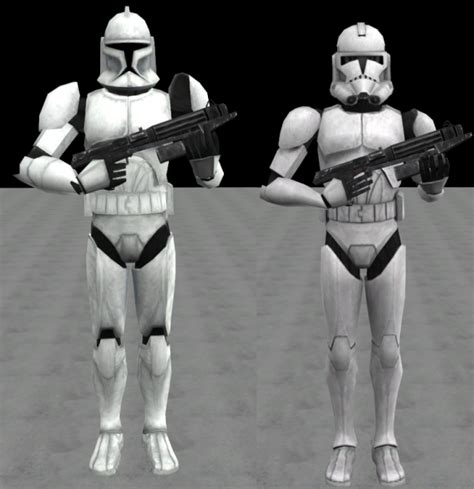 New Poll Models Or by Poll New Clone Models Image Mod Db