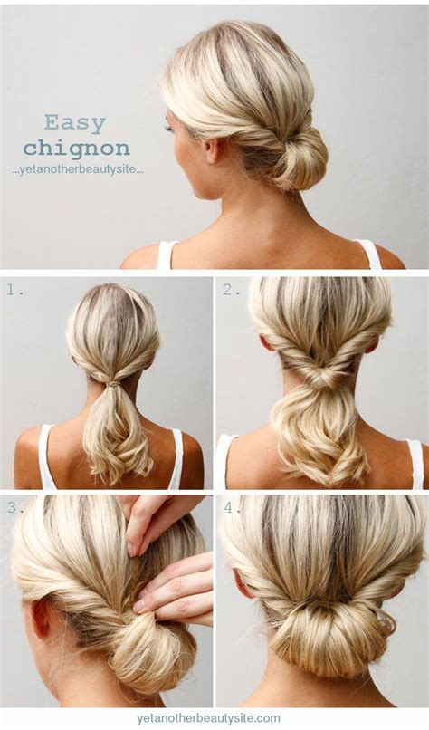 Wedding Hairstyles Tutorial For Hair by 16 Beautifully Chic Wedding Hairstyles For Medium Hair
