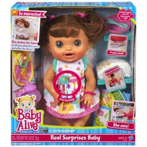 Bed Murah 2in1 Uk 90 baby alive real surprises baby doll hispanic walmart