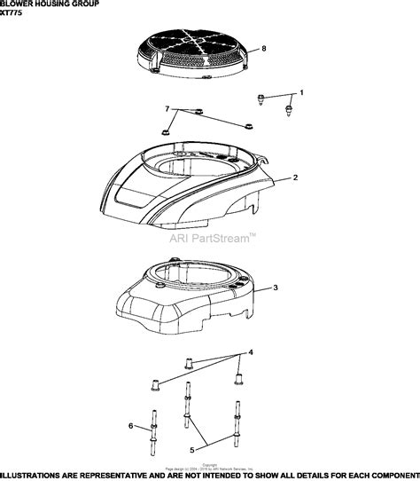 kohler parts diagram parts diagrams for kohler engine xt 675 onan engine parts