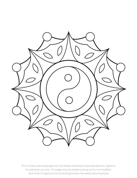 simple pattern mandala simple mandala design www pixshark com images