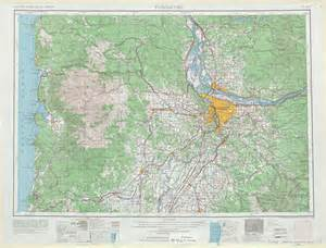 topo map of oregon vancouver topographic maps or wa usgs topo
