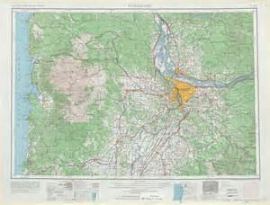 oregon topo map vancouver topographic maps or wa usgs topo