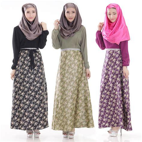 Printing Dress By Fasha Supplier Busana Muslim popular muslim fashion clothes buy cheap muslim fashion clothes lots from china muslim fashion