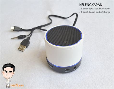 Speaker Mini Surabaya wireless speaker bluetooth speaker terbaik dengan line out usb dan tf card