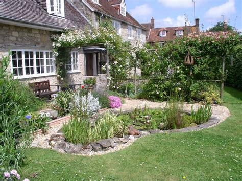 Wildlife Garden Ideas Small Wildlife Garden Garden Designed Primarily To Attract Wildlife With Pond Arbour