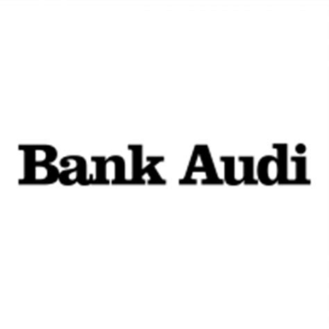 Audi Bank Logo by Bank Audi Sal Logo Vector Ai Free