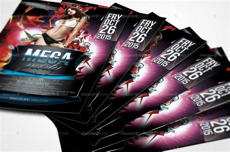4x6 Flyer Template Free