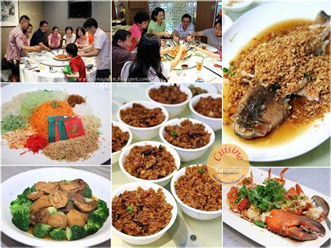 new year reunion dinner recipes cuisine paradise eat shop and travel our 2013 lunar