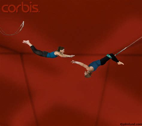 how to become trapeze artist on trusting your trapeze will be there when you leap