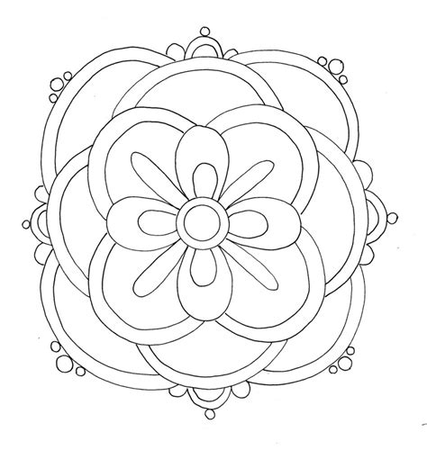 printable coloring pages for diwali coloring pages free printable rangoli coloring pages for