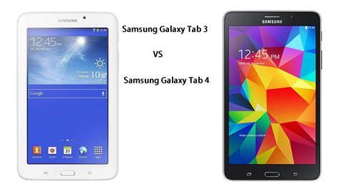 Spesifikasi Tablet Samsung Galaxy Tab3 V Harga Samsung Galaxy Tab 3 Vs Galaxy Tab 4 Spesifikasi Dan Perbandingan Rancah Post