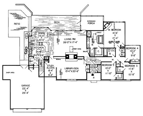 modern ranch floor plans impressive modern ranch house plans 15 modern ranch house