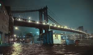dumbo section of brooklyn superstorm sandy finally makes landfall as deadly front