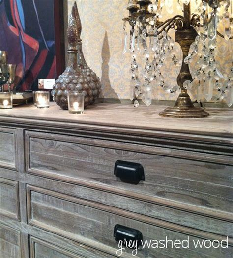 washed grey wood decor trend trends in decorating