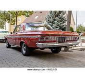 Classic American Car Plymouth Fury Belvedere 1958 Stock