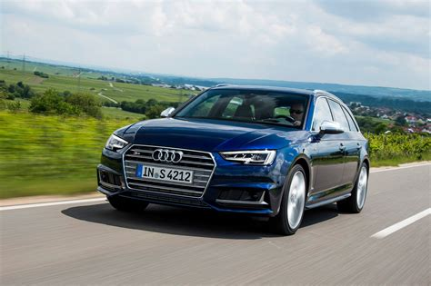 Audi S4 Test by New Audi S4 Avant 2016 Review Auto Express