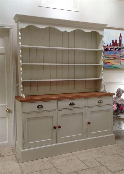 kitchen wall dresser unit solid pine welsh dresser sideboard kitchen unit