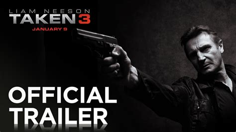 Who Am I 3 taken 3 official trailer hd 20th century fox