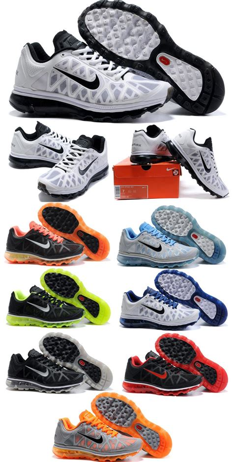 types of nike shoes nike air max 2011 mesh type mens running shoes vol 1