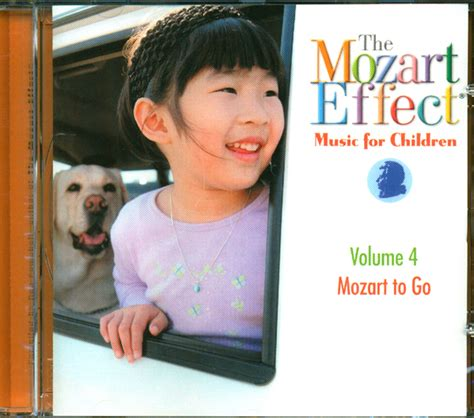 Cd The Mozart Effect For Babies Vol2 the mozart effect for children vol 4 cd