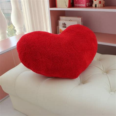 Valentines Pillows by Valentines Day Shaped Throw Pillows S