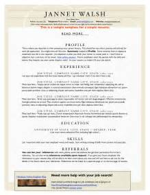 resume bio template best photos of sle resume biography template bio