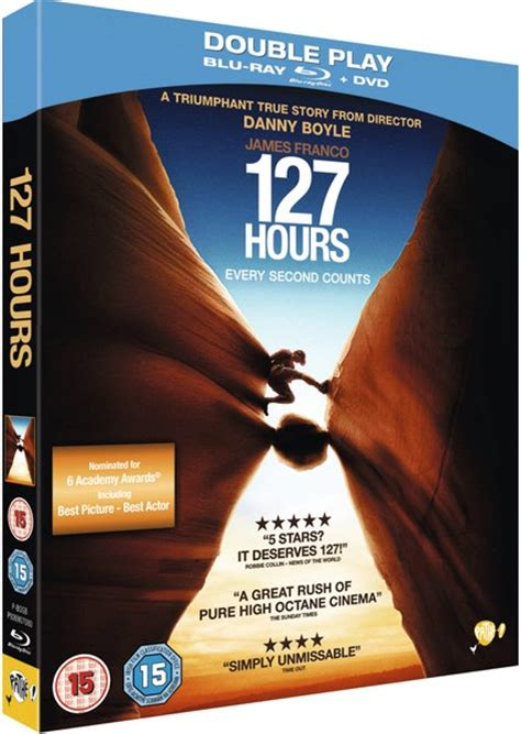 blue 127 hours 127 hours play includes and dvd copy