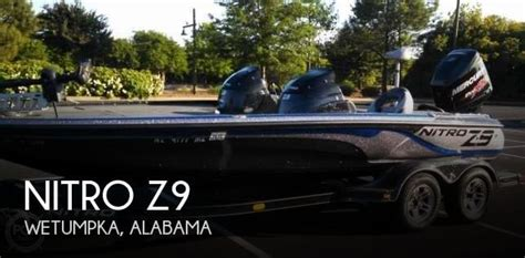 nitro bass boat dealers in alabama sold nitro z9 boat in wetumpka al 085833