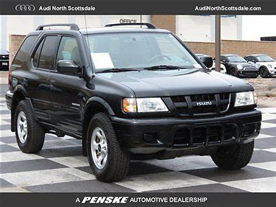 buy car manuals 1996 isuzu rodeo electronic toll collection buy used 04 isuzu rodeo 2 wd automatic cloth interior one owner clean title in