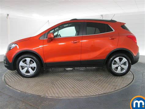 vauxhall orange used or nearly new vauxhall mokka 1 6 cdti ecoflex se 5dr