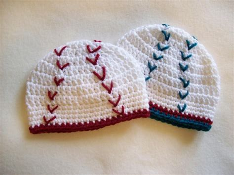 17 best images about crochet sports baseball hats etc on